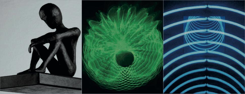 La polifonia visiva degli idrofoni in mostra a Legnago (VR)